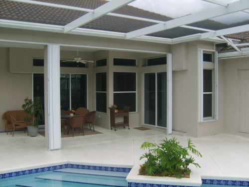 Accordion Shutters Vero Beach